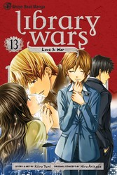 Library Wars: Love & War, Vol. 13