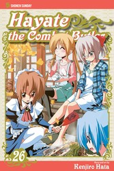 Hayate the Combat Butler, Vol. 26