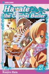 Hayate the Combat Butler, Vol. 27