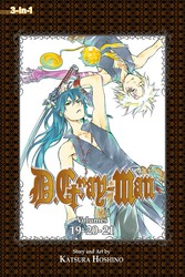 D.Gray-man (3-in-1 Edition), Vol. 7