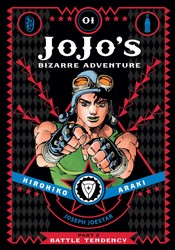 JoJo's Bizarre Adventure: Part 2--Battle Tendency, Vol. 1