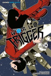 World Trigger, Vol. 6