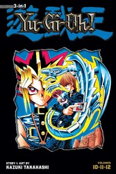 Yu-Gi-Oh! (3-in-1 Edition), Vol. 4