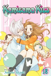 Kamisama Kiss, Vol. 18
