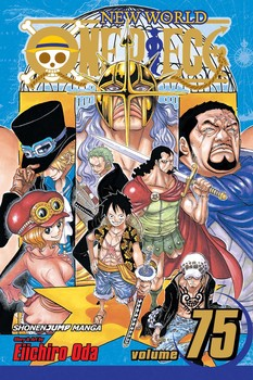 One Piece, Vol. 75