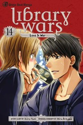 Library Wars: Love & War, Vol. 14