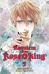 Requiem of the Rose King, Vol. 3