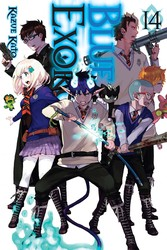 Blue Exorcist, Vol. 14