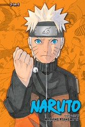 Naruto (3-in-1 Edition), Vol. 16
