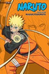 Naruto (3-in-1 Edition), Vol. 18
