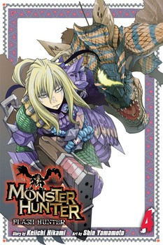 Monster Hunter: Flash Hunter, Vol. 4
