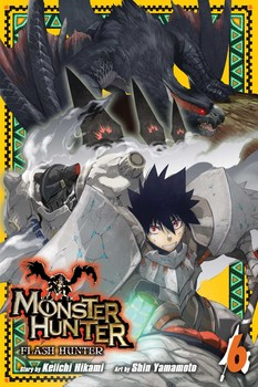 Monster Hunter: Flash Hunter, Vol. 6