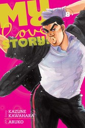 My Love Story!!, Vol. 8