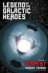 Legend of the Galactic Heroes, Vol. 7