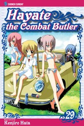 Hayate the Combat Butler, Vol. 29