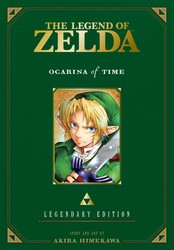 The Legend of Zelda: Legendary Edition, Vol. 1