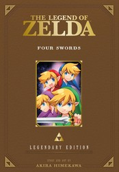 The Legend of Zelda: Four Swords -Legendary Edition-