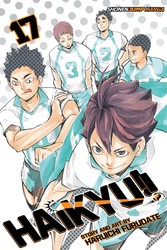 Haikyu!!, Vol. 17