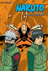 Naruto (3-in-1 Edition), Vol. 21