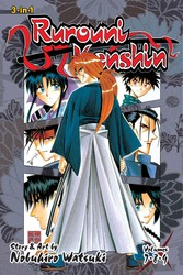 Rurouni Kenshin (3-in-1 Edition), Vol. 3