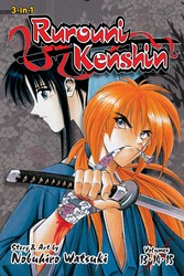 Rurouni Kenshin (3-in-1 Edition), Vol. 5