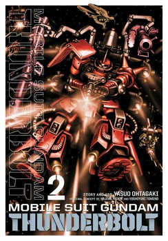 Mobile Suit Gundam Thunderbolt, Vol. 2