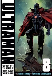 Ultraman, Vol. 8