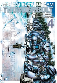 Mobile Suit Gundam Thunderbolt, Vol. 4