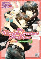 The World's Greatest First Love, Vol. 6