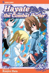 Hayate the Combat Butler, Vol. 30