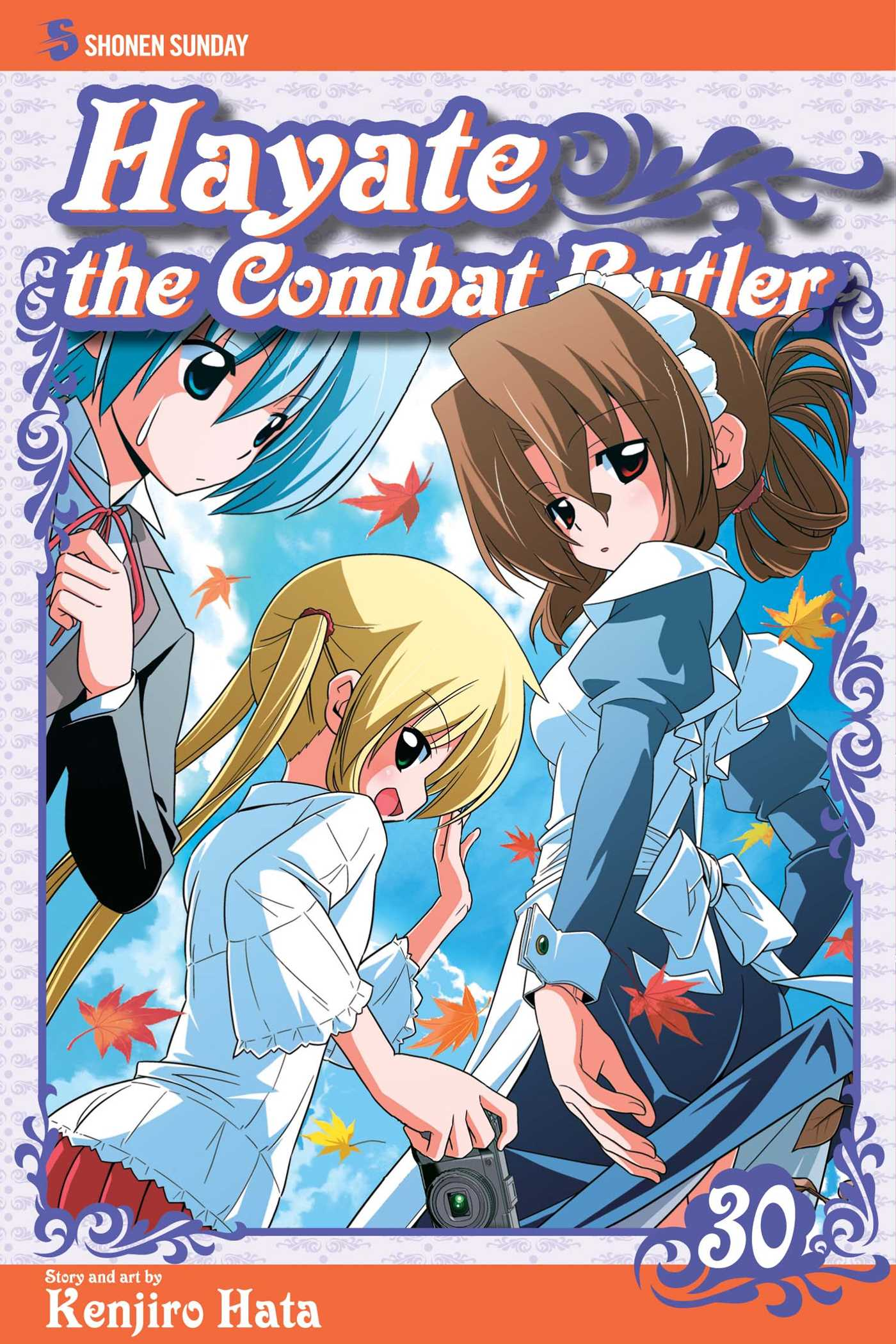 Hayate the combat butler vol 30 9781421594484 hr