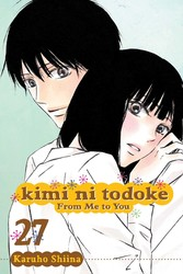 Kimi ni Todoke: From Me to You, Vol. 27