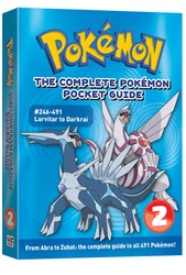 The Complete Pokémon Pocket Guide, Vol. 2