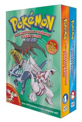 The Complete Pokémon Pocket Guides Box Set