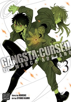 Gangsta: Cursed., Vol. 3