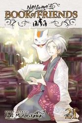 Natsume's Book of Friends, Vol. 21