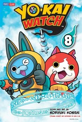YO-KAI WATCH, Vol. 8
