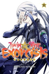 Twin Star Exorcists, Vol. 11