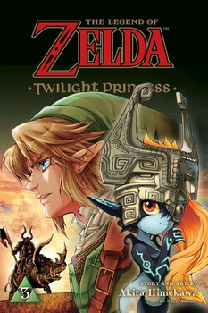 The Legend of Zelda: Twilight Princess, Vol. 3