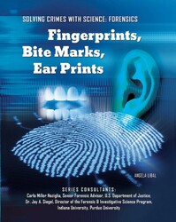 Fingerprints, Bite Marks, Ear Prints