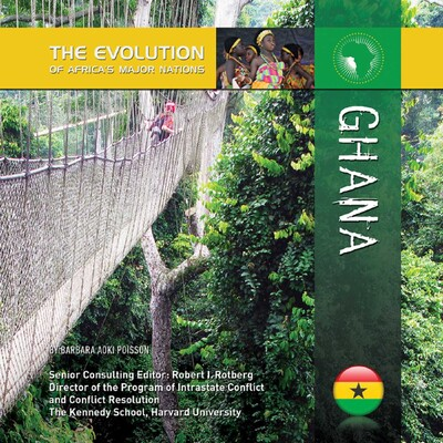 Ghana EBook By Barbara Aoki Poisson Official Publisher Page - Where is ghana located