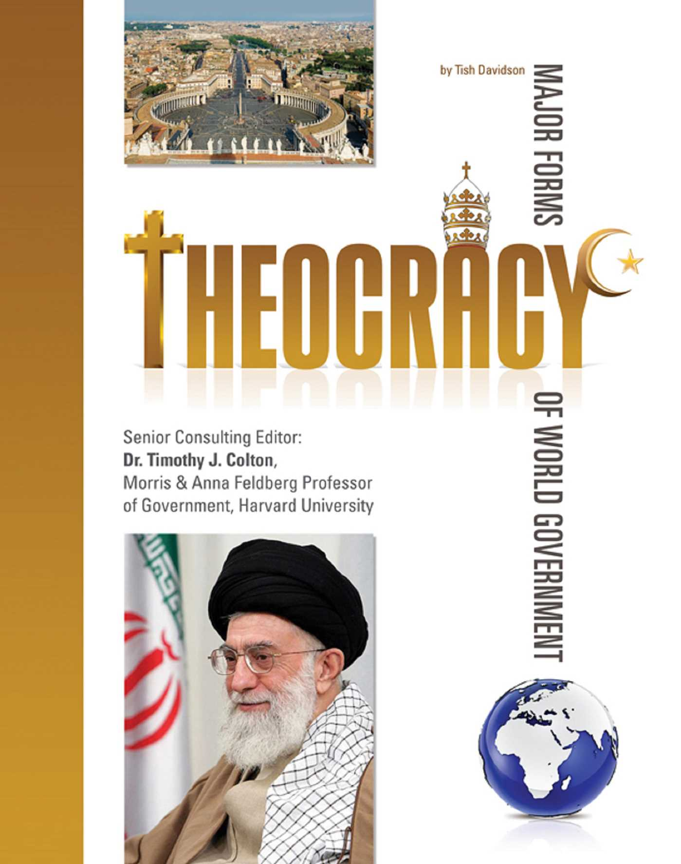 Theocracy eBook by Tish Davidson | Official Publisher Page ...