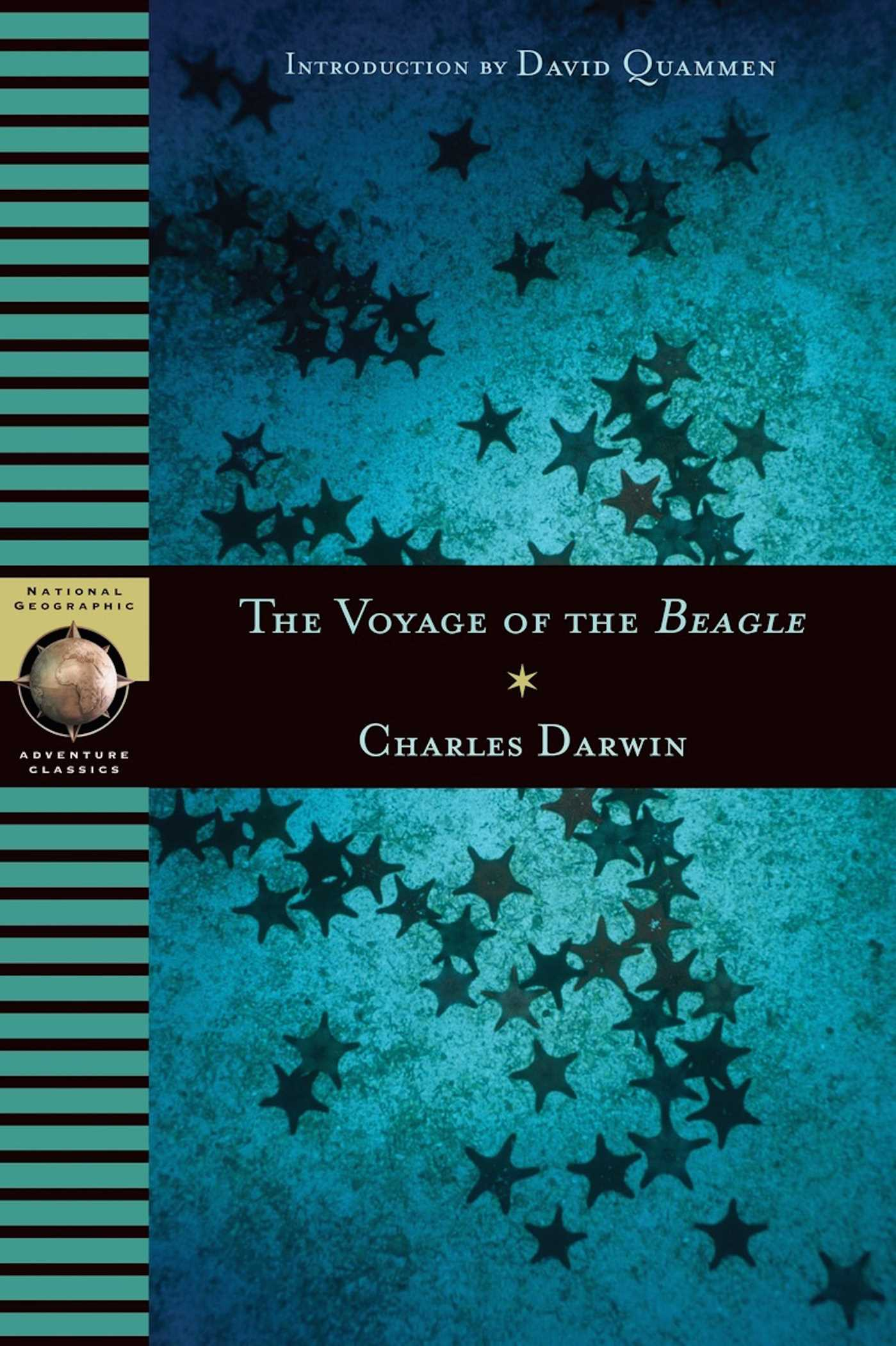 the life and voyage of david quammen The voyage of the beagle (national geographic adventure classics) ebook: this edition of the classic travel memoir is enhanced with an introduction by bestselling nature writer david quammen he even includes stories about the people on the ship, the ship's life, and maintenance.