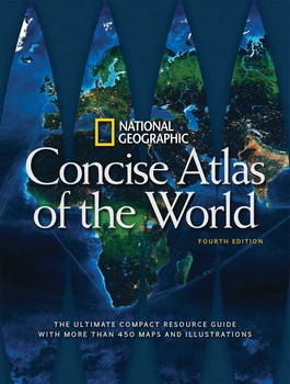 National geographic concise atlas of the world 4th edition book national geographic concise atlas of the world 4th edition gumiabroncs Images