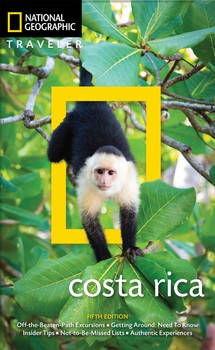 Nat Geo Traveler Costa Rica