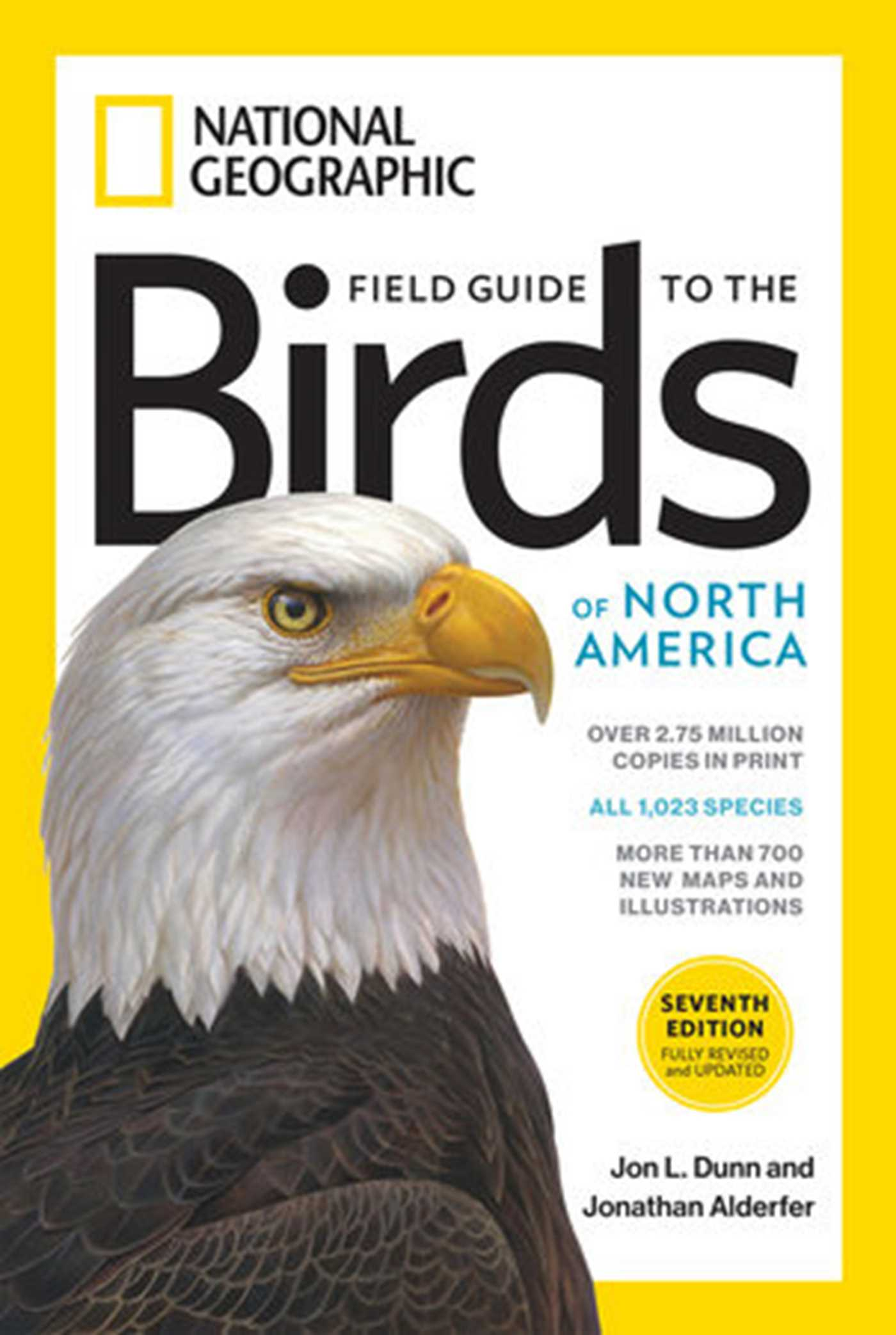 Field guide to the birds of north america 7th edition book by jon book cover image jpg field guide to the birds of north america 7th edition fandeluxe Image collections