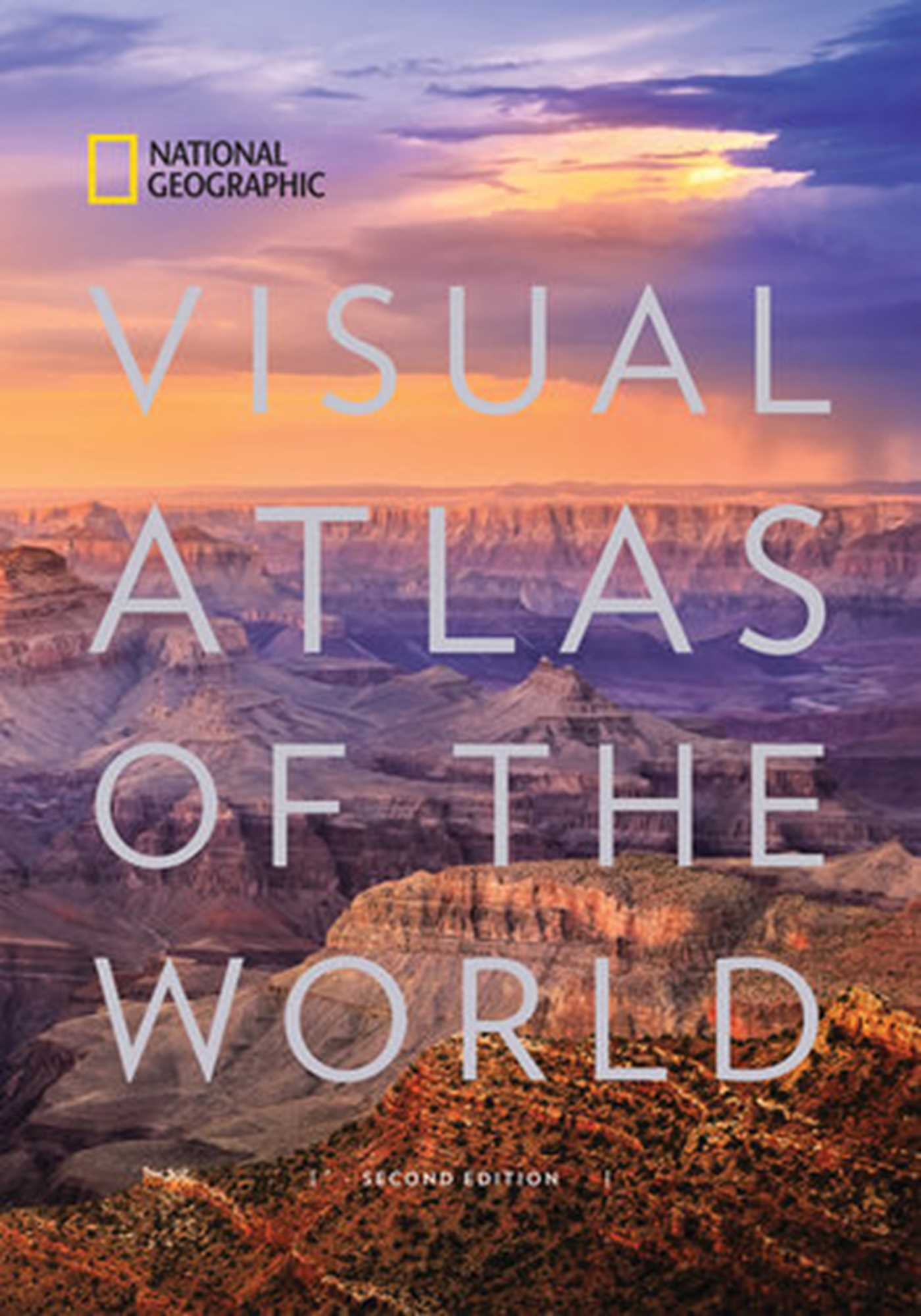Visual atlas of the world 9781426218385 hr