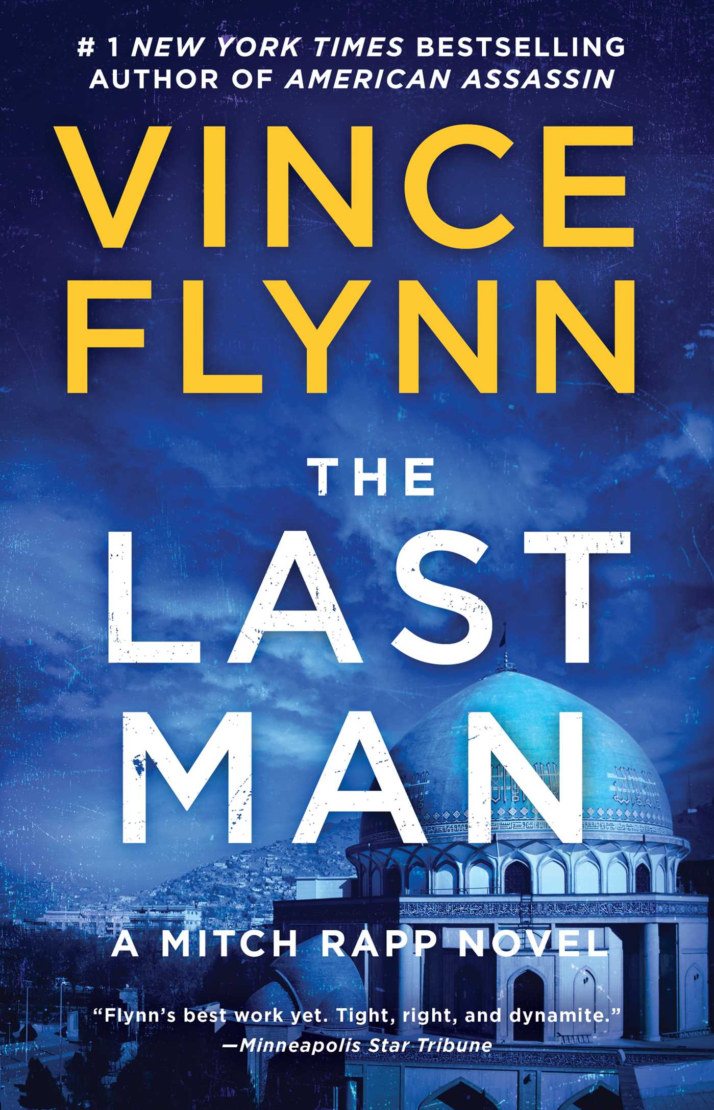 The last man 9781439100530 hr