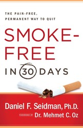 Smoke free in 30 days 9781439101117