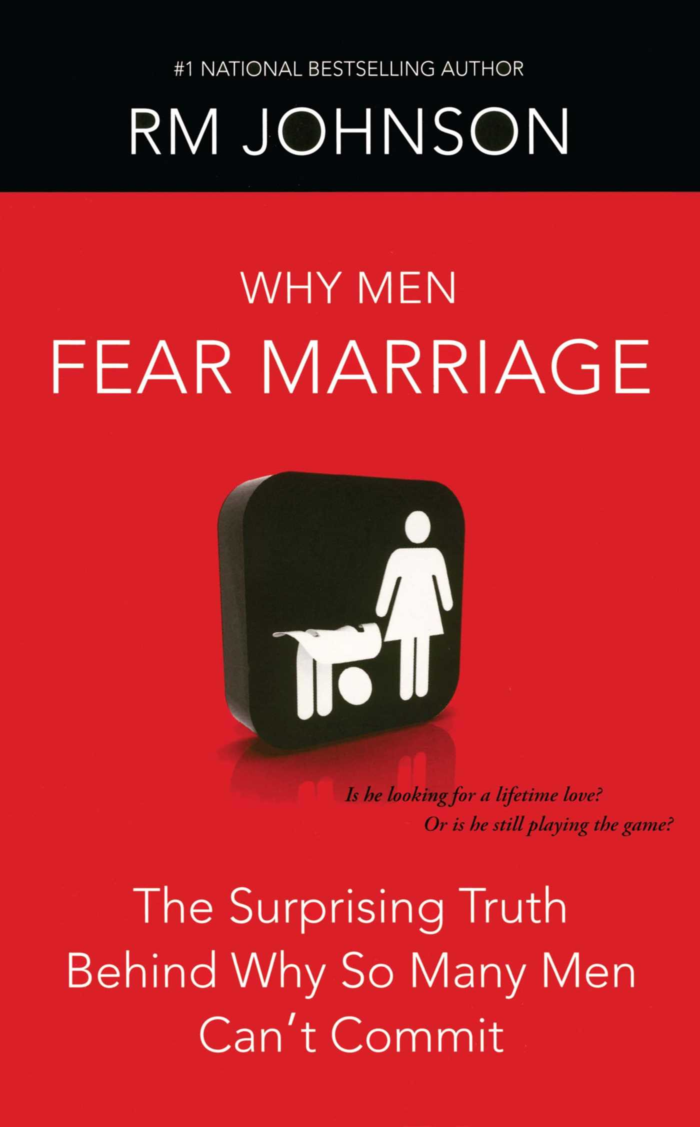 Why men fear marriage 9781439101506 hr